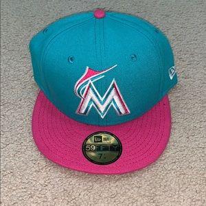 Marlins Baseball Cap